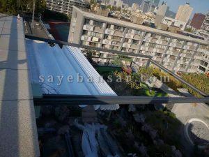 سقف برقی متحرک