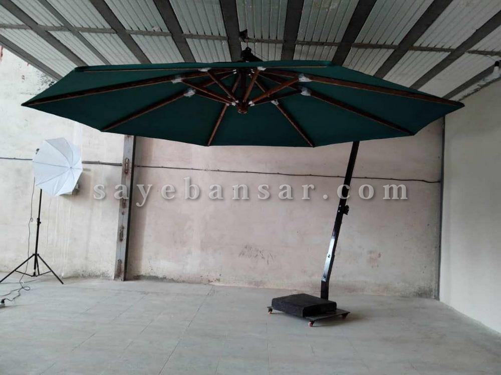 قیمت سایبان چتری